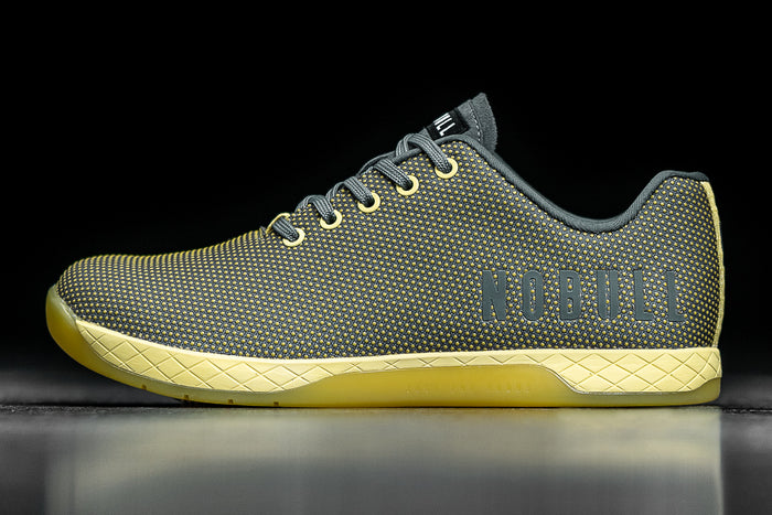 YELLOW PIXEL TRAINER (WOMEN'S)