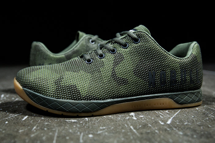 ARMY CAMO TRAINER (WOMEN'S)