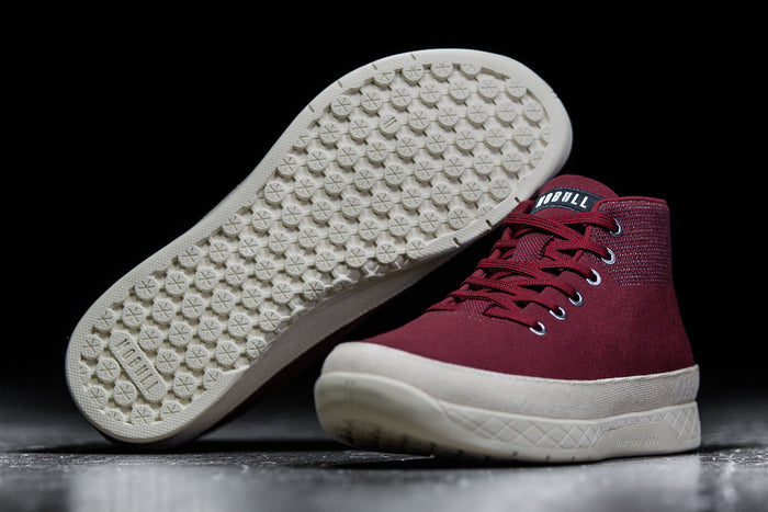 CABERNET CANVAS MID TRAINER (MEN'S)