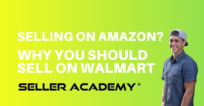Top 5 Reasons Amazon Sellers Should be Selling on Walmart Marketplace