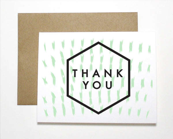 Dobs Thank You Card