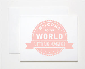 Little One Card