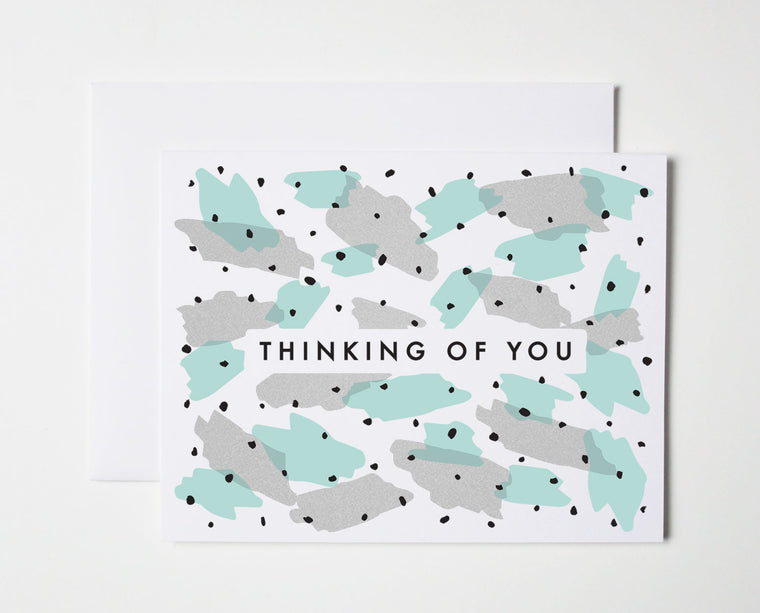 Abstract Thinking Card
