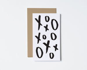 Xo Mini Card
