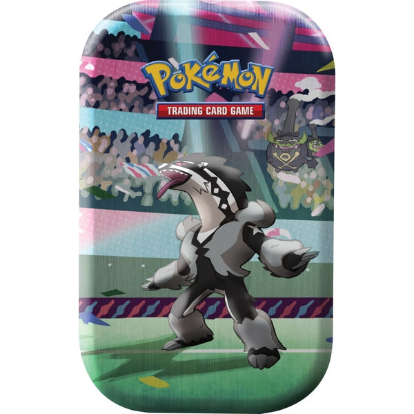 Pokemon - Galar Mini Tins - Zabavensi