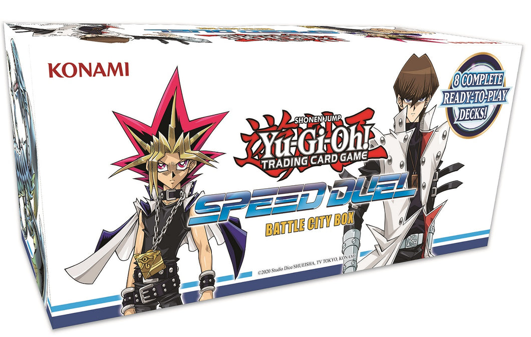 Yu-Gi-Oh! - Speed Duel Battle City - Zabavensi