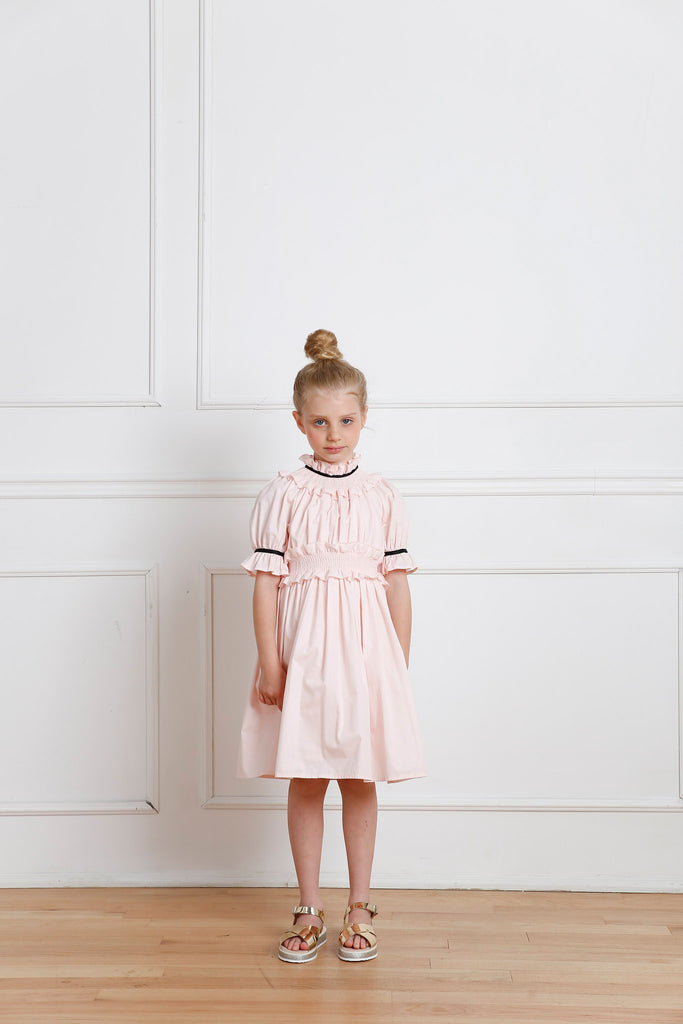 Ellie dress (pink)