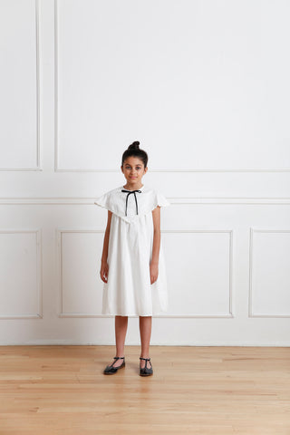 Dana dress (white)