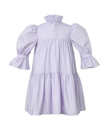 Eloise dress (lavender)