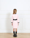 Jennifer dress (blush pink)