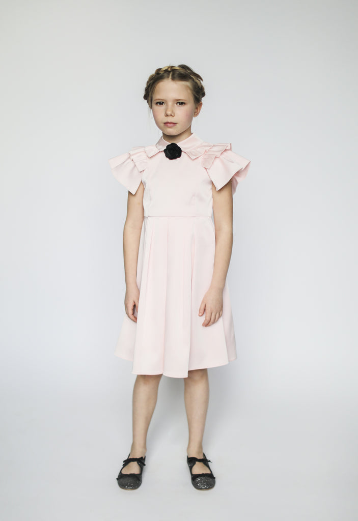 Rosalind dress (pink)