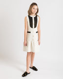 Emerson dress (ivory)