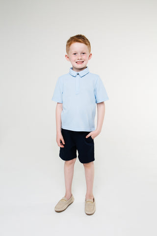 Norman Polo (sky blue)