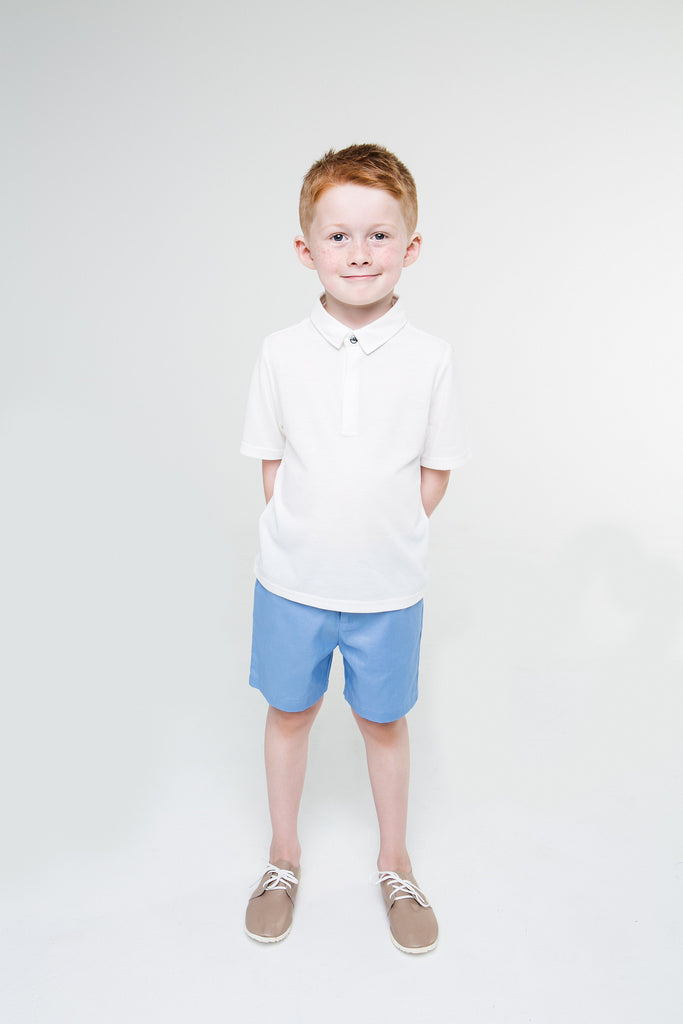Norman Polo (pure white)