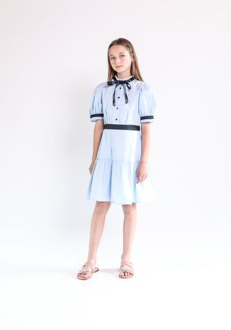 Sofia dress (light blue)