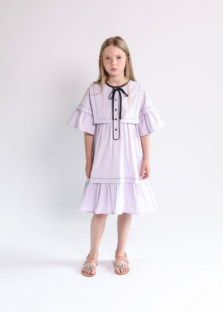 Iris dress (lavender)