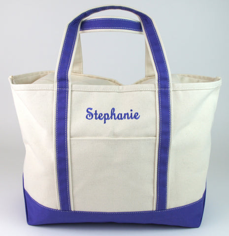 Tote Bag with a Name