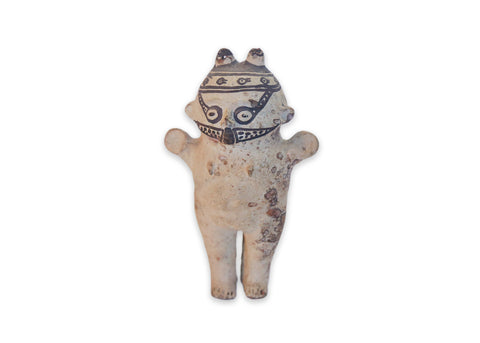 Cuchimilco Figure, Chancay Culture, Peruvian