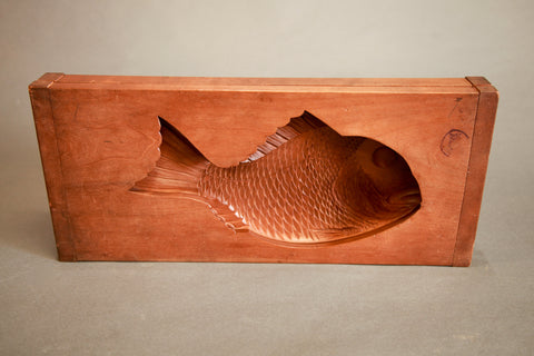 Sea Bream Kashigata, Japanese Taiyaki Cookie Mold