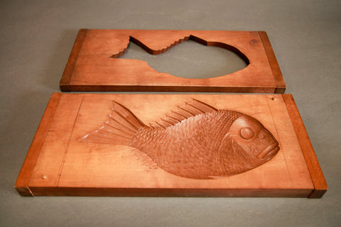 GF1901 Sea Bream Kashigata, Japanese cookie mold