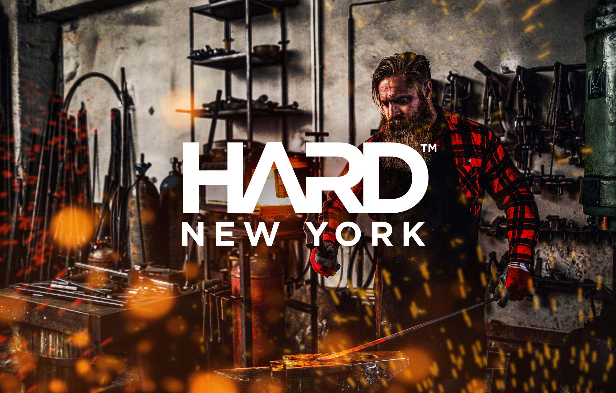 HARD NEW YORK Men's Accessories and Skincare