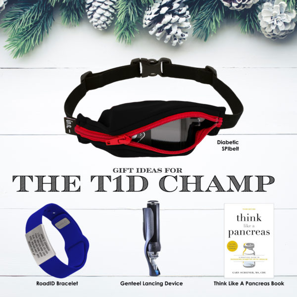 2019 SPIbelt Holiday Gift Guide - The T1D Champ