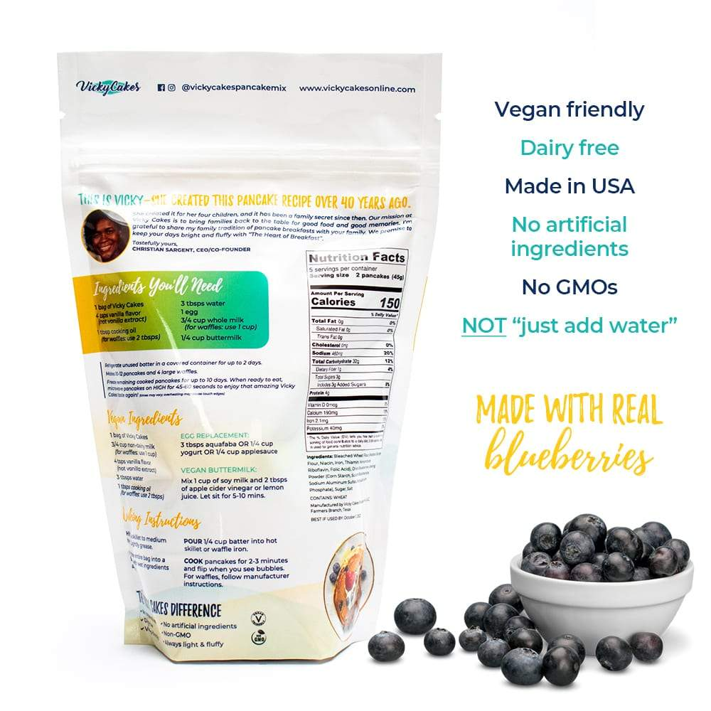 Blueberry Bundle - Pack of 3