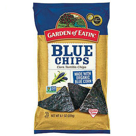 Blue Corn Tortilla Chips - Original