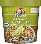 Hot Cereal Cup - Apple Flax