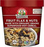 Hot Cereal Cup - Fruit, Flax & Nuts