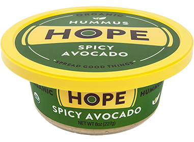 Hummus - Spicy Avocado