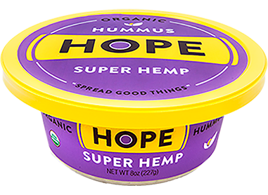 Hummus - Super Hemp