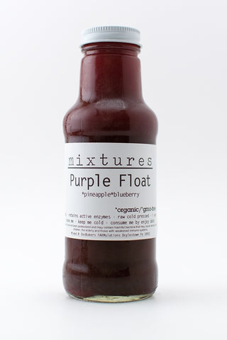 Purple Float
