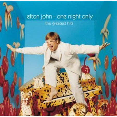 Elton John - One Night Only - The Greatest Hits - LP