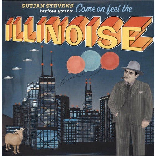 Sufjan Stevens - Illinois - LP