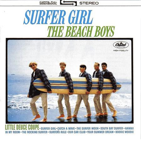 The Beach Boys - Surfer Girl - Analog Productions LP
