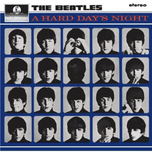 The Beatles - Hard Day's Night - LP