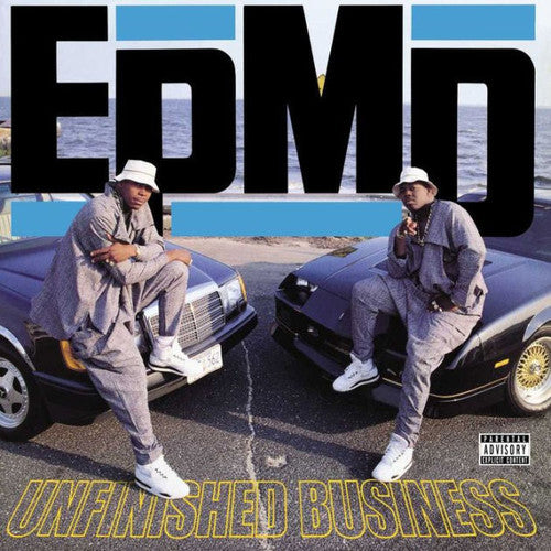EPMD - Unfinished Business - LP