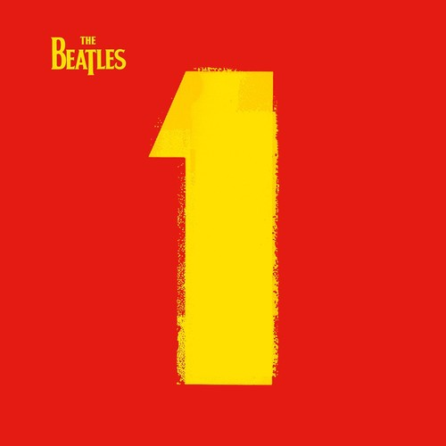 The Beatles - 1 - LP