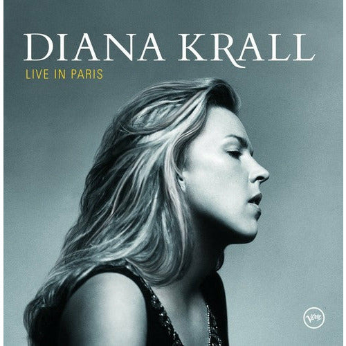 Diana Krall - Live In Paris - LP