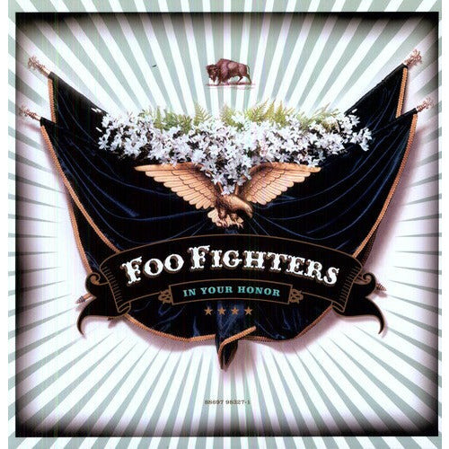 Foo Fighters - In Your Honor - LP