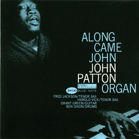 John Patton - Along Came John - Analog Productions LP