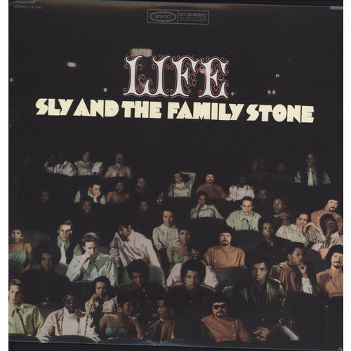 Sly & the Family Stone - Life - LP