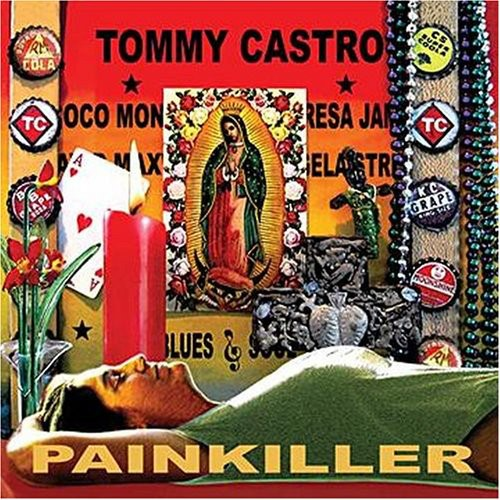 Tommy Castro - Painkiller - LP