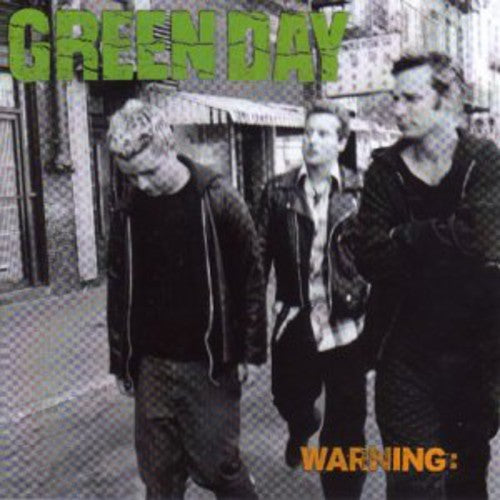 Green Day - Warning - LP