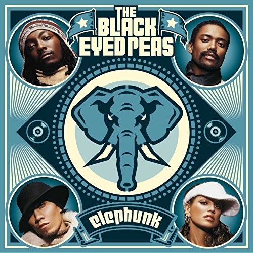 The Black Eyed Peas - Elephunk - LP