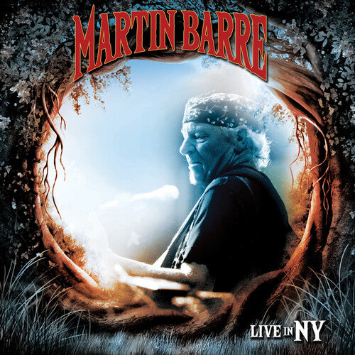 Martin Barre - Live In Ny - LP