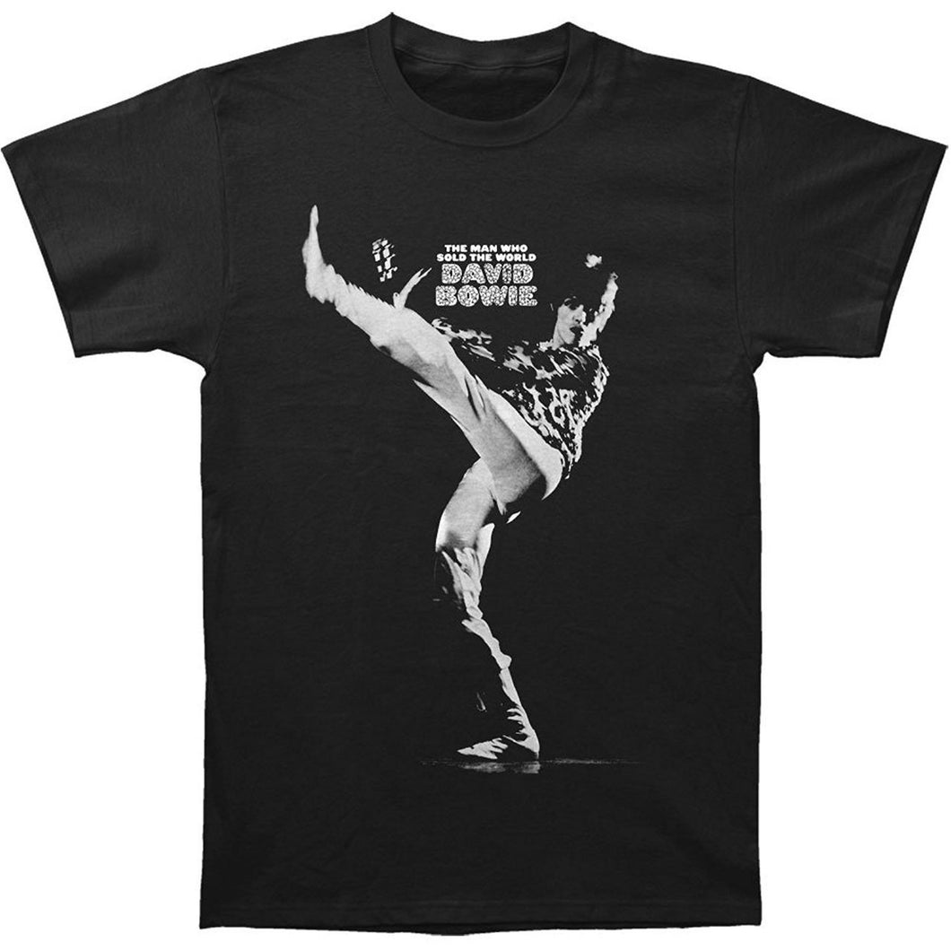 David Bowie Man Who Sold The World Men's T-Shirt