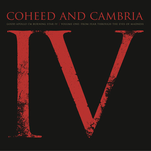 Coheed & Cambria - Good Apollo I'm Burning Star IV Volume One: From Fera Through The EyesOf Madness - LP