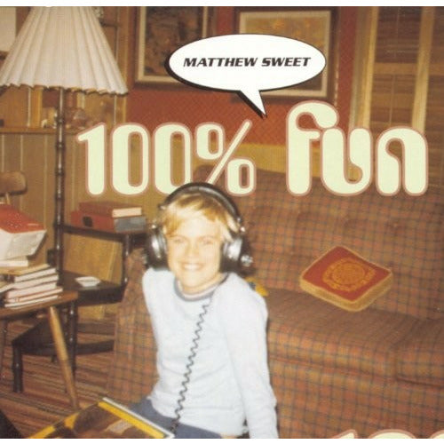 Matthew Sweet - 100% Fun - Intervention SACD